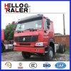 HOWO 6X4 371HP Tractor with Trailer Supply