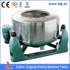 Hotel Use Hydro Washer Extractor 600-1200kg Industrial Extracting Machine