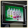 Wall Hanging Crystal Advertising LED Light Box