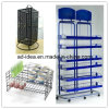 Wire Flooring Disply Rack, Wire Exhibition Rack (RACK-0331)