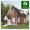 Wood and Plastic Composite Integrated House