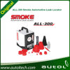 All-300 Smoke Locator Equipment Locate The Leak Position on All Vehicles