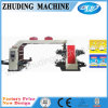 4 Color 1000mm Flexographic Printing Machine