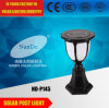 Solar Energy LED Post Light with CQC Certification