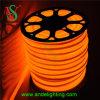 Orange LED Flex Neon for Outline Lighting, Building Decoration