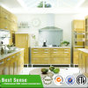 Modular Cabinets Solid Wood Kitchen Cupboard