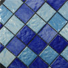 Mosaic Border Swimming Pool