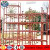 Q235 Steel Cuplock Scaffolding for Concrete Slab
