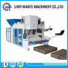 Wt10-15 Movable Mobile Portable Egg Layer Concrete Block Brick Making Machine