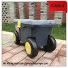 One-Latch 4-Wheel Toolbox