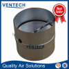 Air Ventilation One Way Shutter Round Back Draught Damper