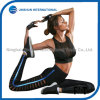New Arrival Fitness Leggings Women with Holes and Bright Blue Side Fashion Sports Pants