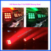 Stage Light 9PCS*12W RGBW LED Moving Head