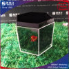 Custom Made Acrylic Wedding Flower Box with Lid