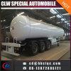 Good Sales 24000kg 56000L LPG Tank Liquid Gas Tank Semitrailer
