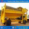 Gold Mining Use Rotary Gold Drum Sieve