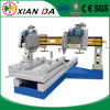 Hkb-41500 Four-Blade Diamond Saw Edge Cutting Machine for Column Slab