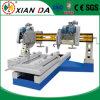 Hkb-41500 Four-Blade Diamond Saw Edge Cutting Machine for Column Slab