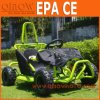 EPA Single Seat 80cc Automatic Go Kart for Kids