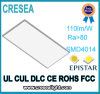 UL 36W 40W 45W 600*600/595*595 Square LED Ceiling Panel Light