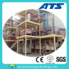 500-800kg/H Food Processing Plant with Good Quality