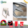Australia As2047 Plastic Awning Window with Double Tempered Glass