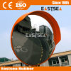 PC & ABS Plastic Round Traffic Convex Mirror