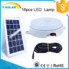 6V8w 18p-2835-LED 396-450lumen Light Control Solar Lamp SL1-8W