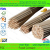 Diameter 6mm Birch Wood Skewer for Barbecue Cake Fruit