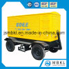 Movable Power Plant Trailer Type Wheel Generator 400kw Generating Set
