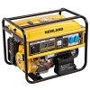 6kw 15HP Portable Gasoline Generator Wheels Optional