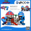 Latest Best Selling Robot Series Style Slide Equipment on Outdoor Playground