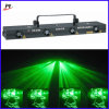 Four Heads Laser Light, Green 50mw*4