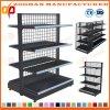 Rust Proof Metal Back Wire Mesh Net Supermarket Shelf (Zhs40)