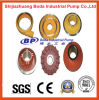 Interchangeable Slurry Pump Casting Spare Parts