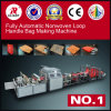 Fully Automatic Nonwoven Loop Handle Bag Making Machine (One Machine With Six Functions)