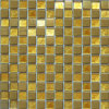Gold Leaf Mosaic/Glass Mosaic/Stainless Steel Mosaic/Metal Mosaic (SM222)