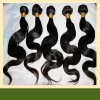 Virgin Indian Remy Hair Weaving Natural Indian Hair (ZYWEFT-68)