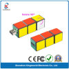 1GB Plastic Rubiks USB 2.0 with Custom Sticker Painting (KW-0040)