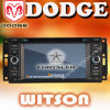 Witson Car Auto DVD GPS for Dodge Cars (W2-D508C)
