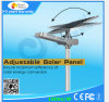 Integrated LED Outdoor 40W Solar Street Light with Li Battery