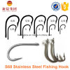S68 Stainless Steel Fishing Hook