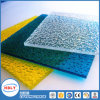 Colored Bending Shelter UV Protection Bayer Solid Polycarbonate Plate Factory