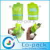 Reusable Stand up Baby Food Pouch with Spout