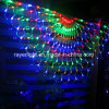 Half- Round Shape LED Colorful Net Mesh Lights