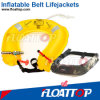110n Belt Pack Inflatable Life Jacket with Buoyancy Aid (FTIN-BT01)