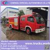 4X2 3mt Rhd LHD Military Fire Bridage Used Fire Truck