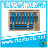 Carbide Tipped Turning Tool Set 11PCS