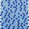 15*15 Swimming Pool Glass Mosaic