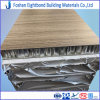 Customized Size Wood Color Honeycomb Core Sandwich Panel with Dnv
